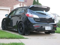 rally armour mud flaps for Mazdaspeed3. Must get these!!