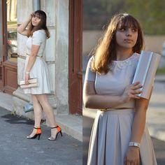 Orsay Dress, Benvenuti Clutch