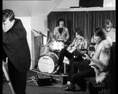 """Pink Floyd filmed at Mike Leonard's house in December 1967 for the BBC television program """"Tomorrow's World"""" which aired in January 1968."""