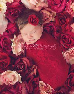Baby Wrap Red Lace Newborn Wrap Newborn Stretch by karlyskloset