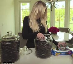 Khloe Kardashian Cookie Jar Khloe Kardashian Inspired Cookie Jar$1399 Jar6 Packs Of