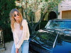 """Camila Morrone on Instagram: """"Sun in the sky, you know how I feel #WildfoxKnits"""""""