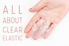 Tutorial: Stabilizing and gathering knits with clear elastic (…and the book comes out in one week!) | Colette Blog