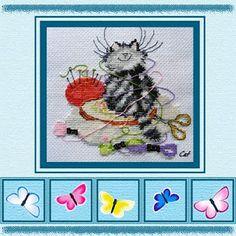 Cat kreatív oldala: március 2010