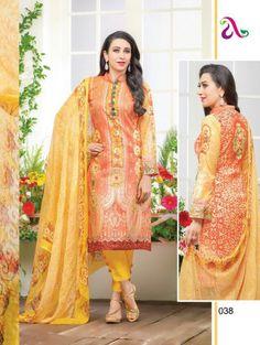 #KarishmaKapoor #DesignerSuit #MoufizzVol2 #BollywoodSuit #PrintedSuit #IndianSalwarKameez