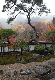 奈良市 正暦寺 福寿院庭園 紅葉 : 魅せられて大和路