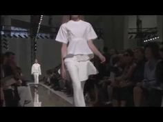 ▶ Philosophy Fashion Show SpringSummer 2014 Collection - YouTube