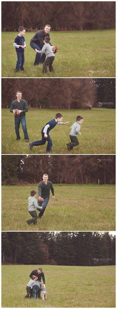 Candid Family Photography, Sports, Father-Son Photography