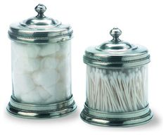 Match Bathroom Cannister traditional-bathroom-canisters
