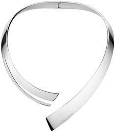 Calvin Klein Halsreifen Beyond Stahl Necklaces, Stainless Steel Paint, Watches, Silver