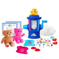 Kids Toy Build-A-Bear Workshop - Stuffing Station Play Fun Christmas Gift Teddy | eBay