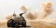 Μεγάλη επίθεση Κούρδων κατά τζιχαντιστών με αμερικανική υποστήριξη