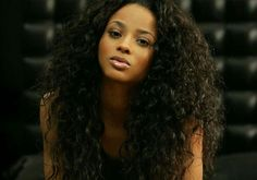 Ciara's curls! I want these .. So sexxy