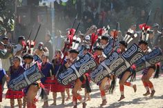 The mentioned image belongs the Hornbill Festival which celebrated in Nagaland. So, get inspired with the given photo and come to the hornbill festival- the pride of Nagaland. Get more information visit: http://www.tourmyindia.co/blog/the-hornbill-festival-nagaland.html