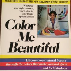 Thankful for this book:)..(th color shades  tht look best on u)