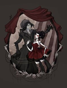 The Puppeteer by IrenHorrors on DeviantArt