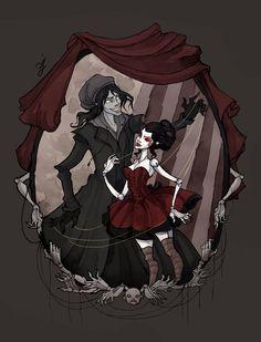 The Puppeteer by IrenHorrors.deviantart.com on @DeviantArt