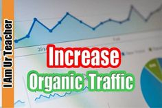 If you are stuck by searching how to increase organic traffic. Your search is now over here you will get 14 simple secret tips to increase your website organic traffic in no time.