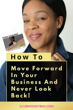 Watch this week's episode of Sophie Areli TV or read this week's blog post to learn how you can move forward in your business and never look back!  Also learn 3 things that you can do RIGHT NOW to upgrade your brand so you can attract high quality clients.