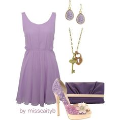 """""""Garden Party"""" by misscaityb on Polyvore"""