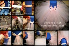 could make some gorgeous tutus
