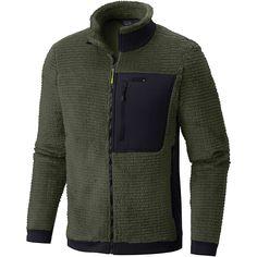 Mountain Hardwear Men's Monkey Man Jacket - Small - Surplus Green