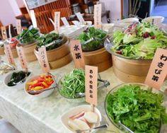 川西市グルメ ・お野菜ビュッフェレストラン