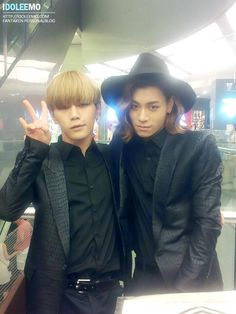 Hansol and A-Tom ♥
