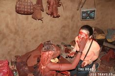 Traveling to the Himba community, a nomadic pastoral tribe of Northern Namibia, we learn how they survive in the 21st century. Considered by some as the most beautiful women in Africa, the Himba are famous for covering themselves with otjize, a reddish tinge mixture of butter fat and ochre. #Culture #Travel #RLT #Education