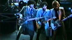 prince live triple threat tour - YouTube