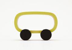 FUMIE SHIBATA for BUCHI // car toy for kids