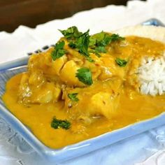 Fish Curry in a Hurry! Fish Curry in a Hurry! Made in a flash and super delicious. Vegetarian Recipes Easy, Curry Recipes, Healthy Chicken Recipes, Pork Rib Recipes, Fish Recipes, Seafood Recipes, Curry Shrimp, Fish Curry, Curry Pasta