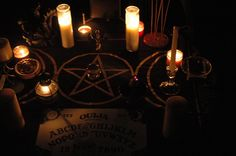 Samhain- Witche's New Year! Honoring the crone