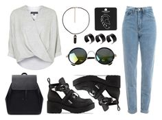 """Outdoor Summer Concert"" by eva-jez ❤ liked on Polyvore featuring Topshop, ASOS, Jeffrey Campbell, Zara and outdoorconcert"