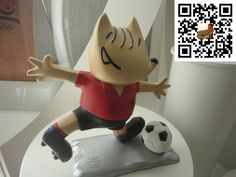 COBI y Familia fueron Mascotas de las Olimpiadas de 1992 celebradas en la Ciudad de Barcelona diseñadas por Javier Mariscal