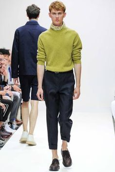 Margaret Howell Spring 2015 Menswear Collection Slideshow on Style.com