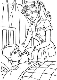Free Kids Coloring Pages, Barbie Coloring Pages, Free Printable Coloring Pages, Colouring Pages, Coloring Pages For Kids, Coloring Books, Drawing Sketches, Drawings, Human Drawing