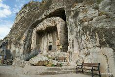 Kral Kaya Mezarı/ Amasya