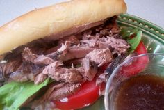 Easy Slow Cooker Roast Beef Sandwiches Recipe - Food.com
