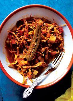 Guisado de Pollo (Chicken and Potato Stew) | SAVEUR