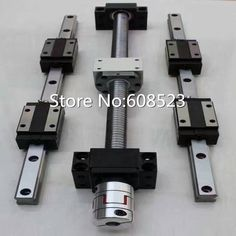 795.00$  Buy now - http://aliw8i.shopchina.info/1/go.php?t=32812007818 - 12 HBH20CA Square Linear guide sets + 4 x SFU605-400/700/700/1000mm Ballscrew sets +1.5kw ER16 220v   WATER COOL SPINDLE  MOTOR 795.00$ #aliexpressideas