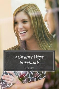 Hate #networking? Try these creative ideas instead! www.levo.com