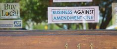 Carrboro businesses oppose NC marriage amendment [Carrboro Commons, 4/11/12]