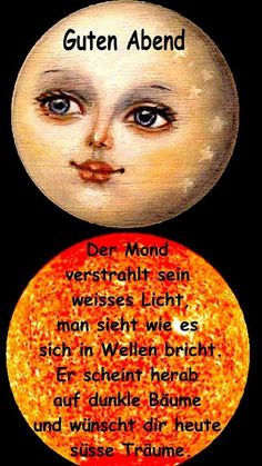 #Sprüche #Guten #Abend #Gute #Nacht #bilder Good Night, Good Morning, Heart Images, Funny Animal Memes, Stone Art, Beautiful Creatures, How To Stay Healthy, Humor, Filofax