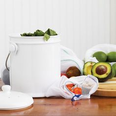 Make zero-waste living easy with 20  ways to minimize landfill-bound trash in your home.data-pin-do=