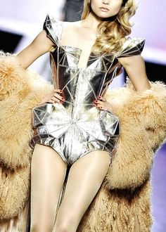 Jean Paul Gaultier :: Barbarella corset