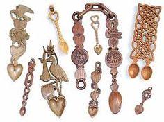 Resultado de imagen para simbología de la cuchara