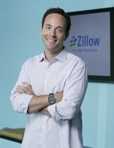 Zillow CEO Spencer Rascoff was named the winner in the business services category of the 2013 Pacific Northwest Ernst & Young Entrepreneur Of The Year awards.