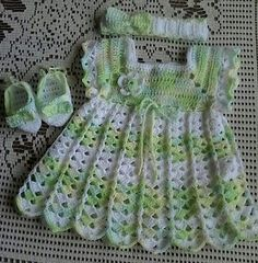 Cute Angel Wings Pinafore Little Dress Ideas And Free Croc Crochet Dress Girl, Crochet Girls, Crochet Baby Clothes, Crochet For Kids, Crochet Crafts, Knit Crochet, Diy Crafts, Crochet Designs, Crochet Patterns