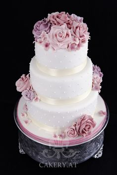 Vintage Wedding I wedding cake ~ Austria
